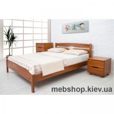 Купить Кровать Ликерия-Люкс Микс Мебель. Фото