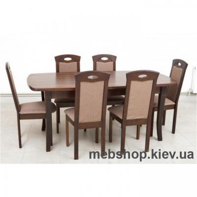 Стол обеденный Квартет Микс Мебель