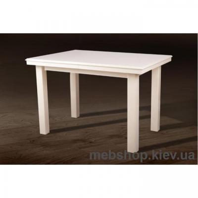 Стол обеденный Европа (слон.кость) Микс Мебель