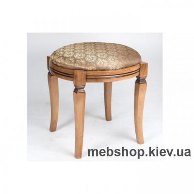 Банкетка круглая (патина) Микс Мебель