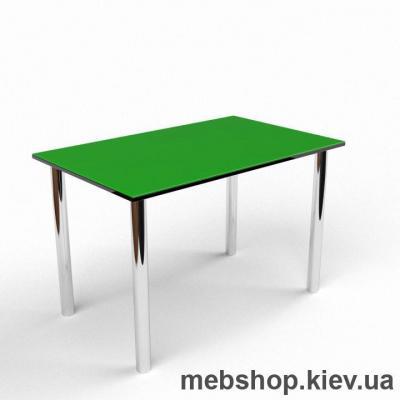Обеденный стол Элегант (ДСП+стекло)