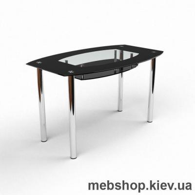 Обеденный стол Twist Black