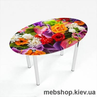 Обеденный стол Овальный