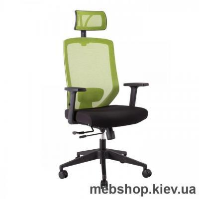 Купить Кресло офисное Office4You JOY black-green. Фото