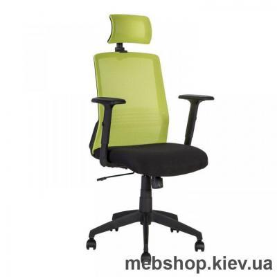 Купить Кресло офисное Office4You BRAVO black-green. Фото
