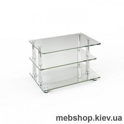 Купить Тумба под ТВ из стекла ESCADO TV-005 нанесение рисунка, узора, фотопечати или заливка цветом. Фото