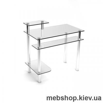 Стол компьютерный стеклянный ESCADO Р-4 нанесение рисунка, узора, фотопечати или заливка цветом