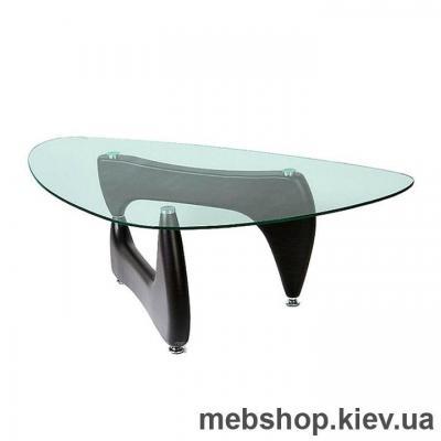 Журнальный стол стеклянный ESCADO JTW 004 прозрачный