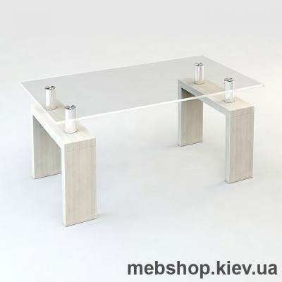 Журнальный стол стеклянный ESCADO JTS 006 матовый