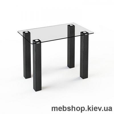 Купить Обеденный стол стеклянный ESCADO SW1 прозрачный. Фото