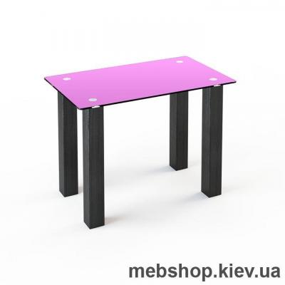Обеденный стол стеклянный ESCADO SW1 нанесение рисунка, узора, фотопечати или заливка цветом