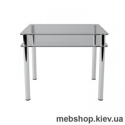 Купить Обеденный стол стеклянный ESCADO S4 матовый. Фото