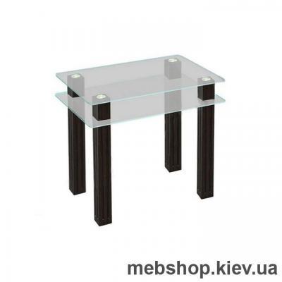Купить Обеденный стол стеклянный ESCADO SW4 матовый. Фото