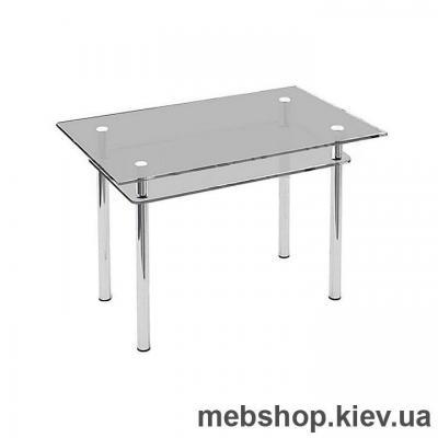 Купить Обеденный стол стеклянный ESCADO S6 матовый. Фото