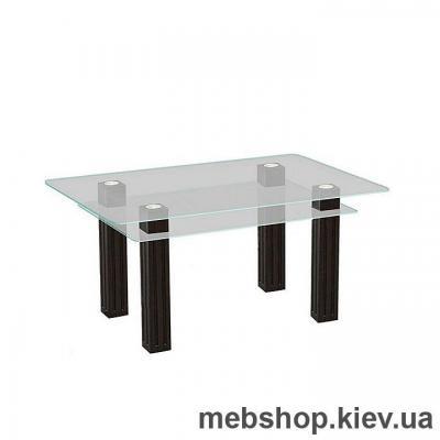 Купить Обеденный стол стеклянный ESCADO SW6 матовый. Фото