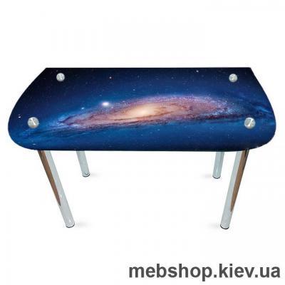 Купить Обеденный стол стеклянный ESCADO A1 нанесение рисунка, узора, фотопечати или заливка цветом. Фото