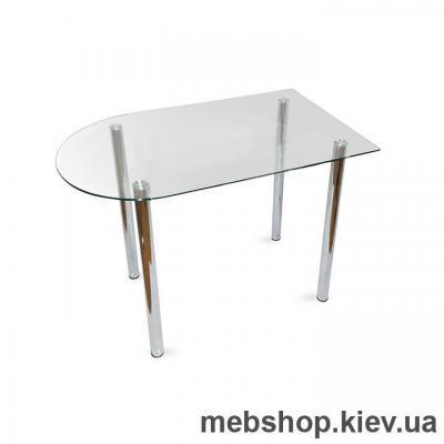 Купить Обеденный стол стеклянный ESCADO A4 нанесение рисунка, узора, фотопечати или заливка цветом. Фото