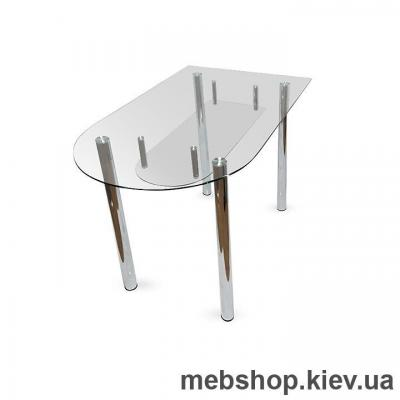 Обеденный стол стеклянный ESCADO A5 матовый