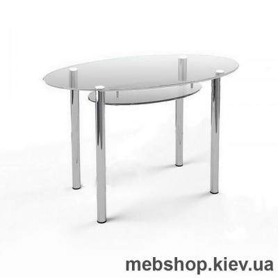 Купить Обеденный стол стеклянный ESCADO O1 матовый. Фото