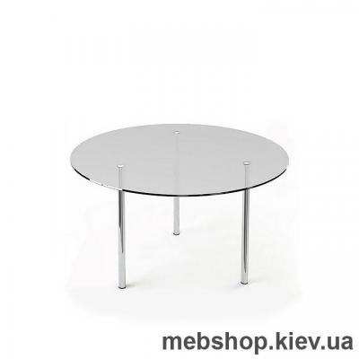 Купить Обеденный стол стеклянный ESCADO R1 матовый. Фото
