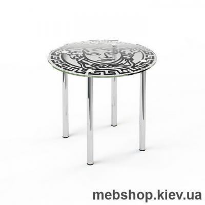 Купить Обеденный стол стеклянный ESCADO R3 нанесение рисунка, узора, фотопечати или заливка цветом. Фото