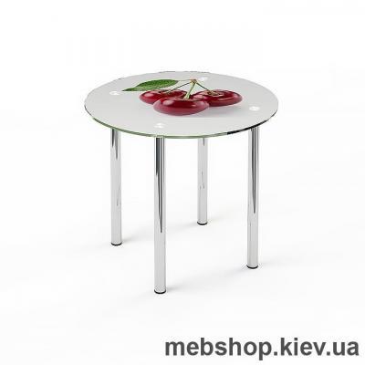 Обеденный стол стеклянный ESCADO R3 нанесение рисунка, узора, фотопечати или заливка цветом