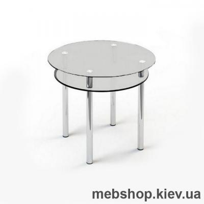 Купить Обеденный стол стеклянный ESCADO R4 матовый. Фото