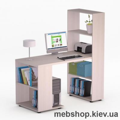 Купить Компьютерный стол FLASHNIKA Мокос-21 Коимбра. Фото
