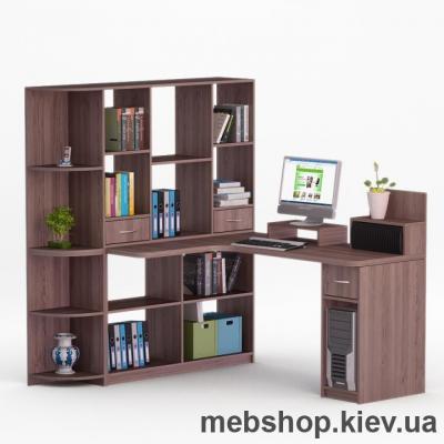 Купить Компьютерный стол FLASHNIKA Мокос-23 Лимберг. Фото