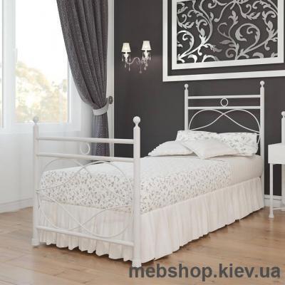 Кровать металлическая Vicenza mini, Виченца мини (Металл-Дизайн)