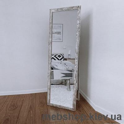 """Купить Зеркало напольное в деревянной раме """"HomeDeco"""" под старину. Фото"""