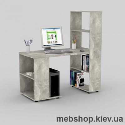 Купить Компьютерный стол FLASHNIKA Мокос-21 Бетон. Фото