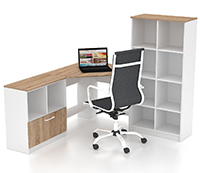 фото комплекти офісних меблів