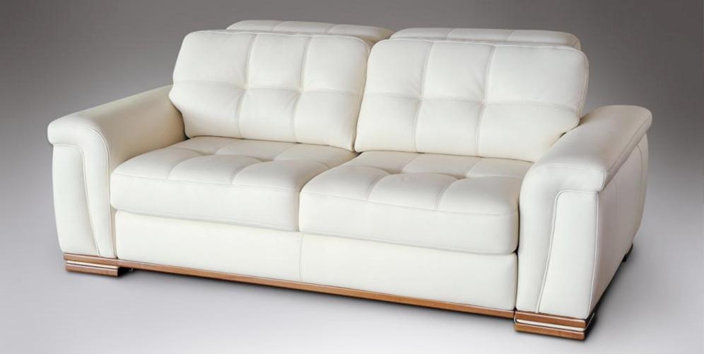 кожаный диван фото