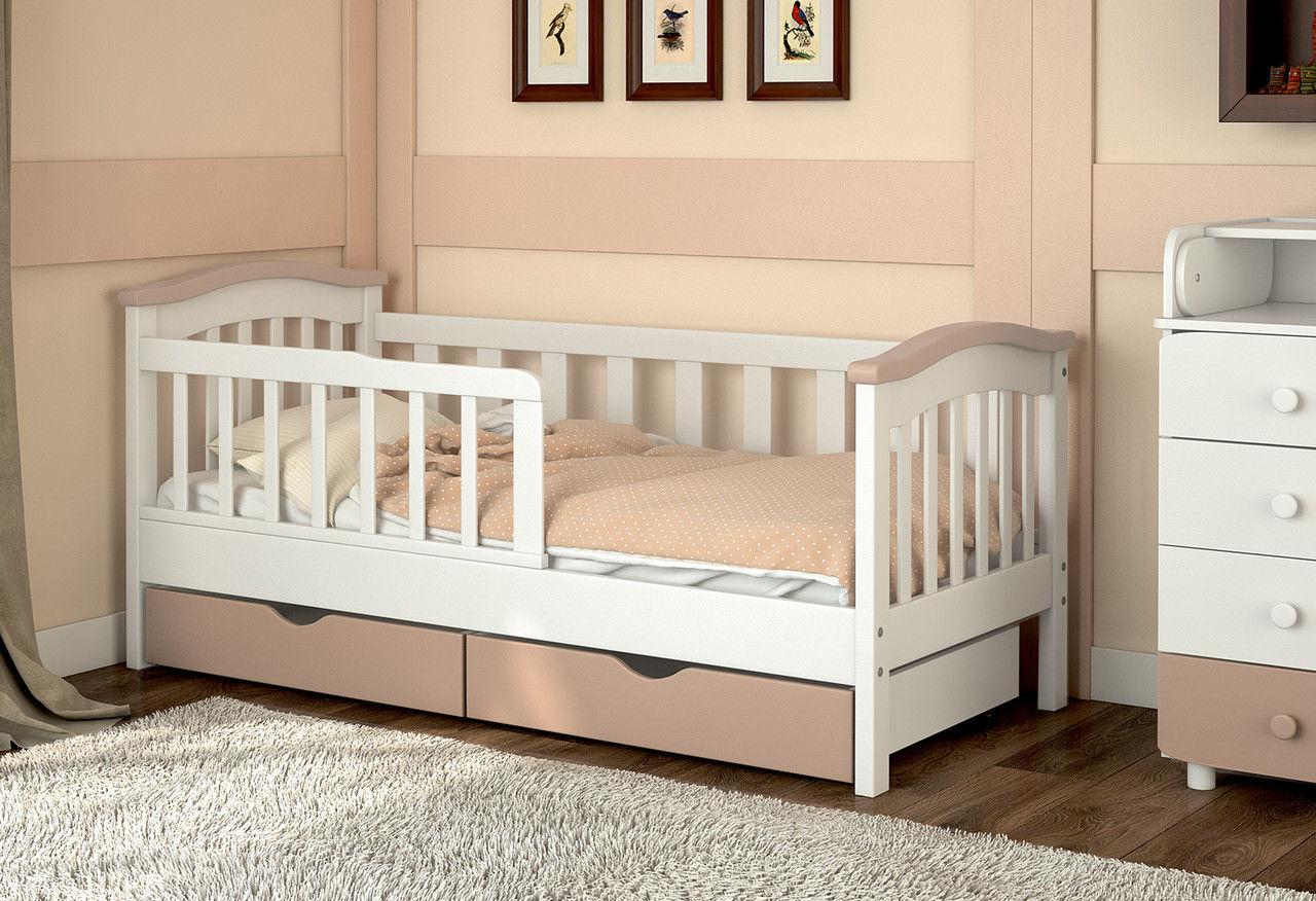 кровать в детскую - фото
