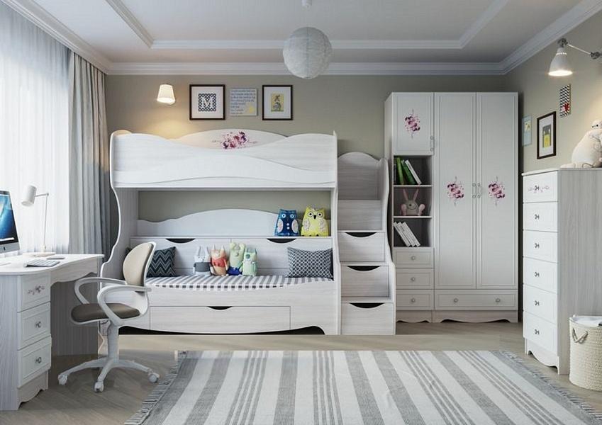 мебель в комнату ребенка - фото