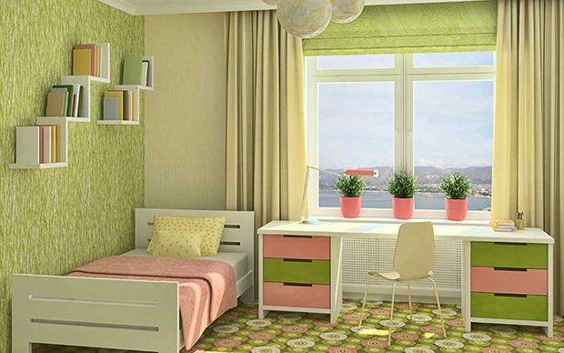 комната для ребенка фото