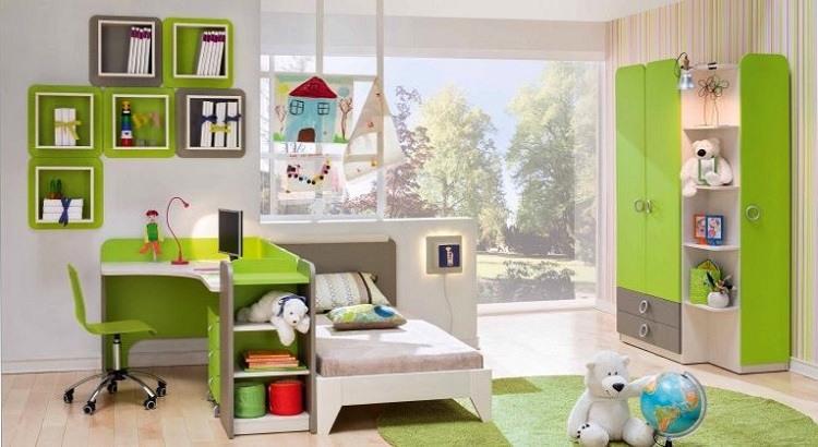 мебель в детскую - фото