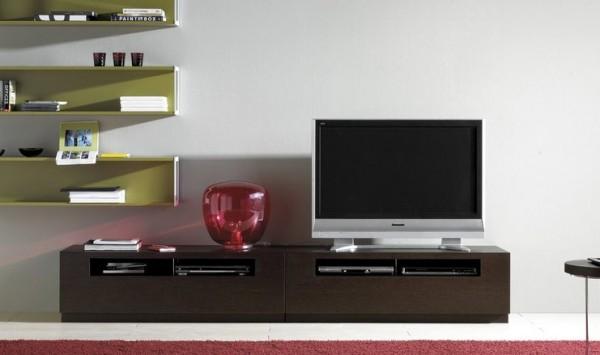тумба для телевизора низкая купить по доступной цене
