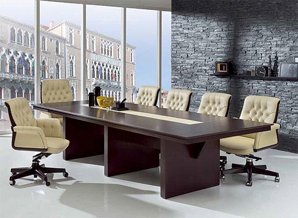 Офисный стол для конференций. Каким он должен быть?